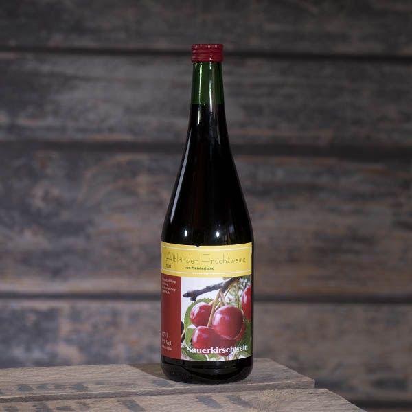Sauerkirschfruchtwein