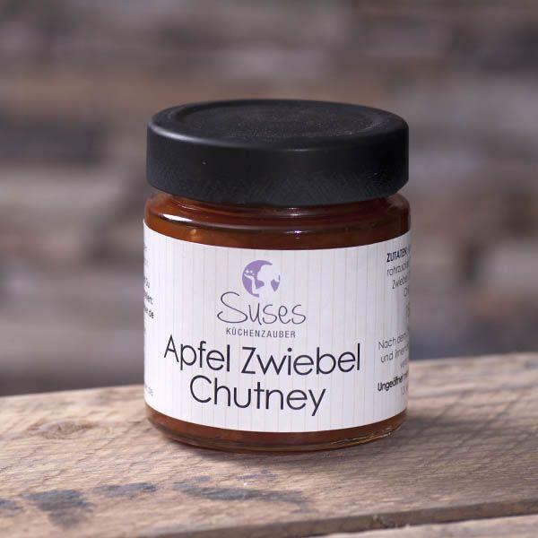 Apfel Zwiebel Chutney