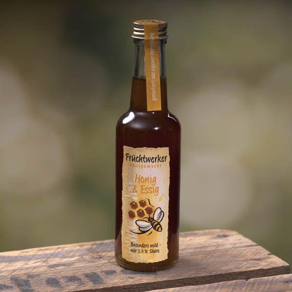 Fruchtwerker Honig und Essig