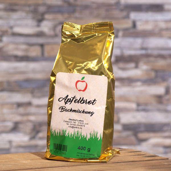 Backmischung Apfelbrot