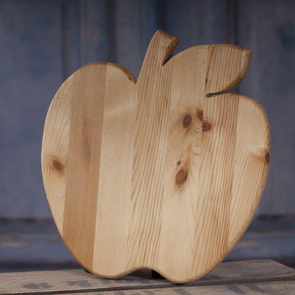 Apfelbrett groß